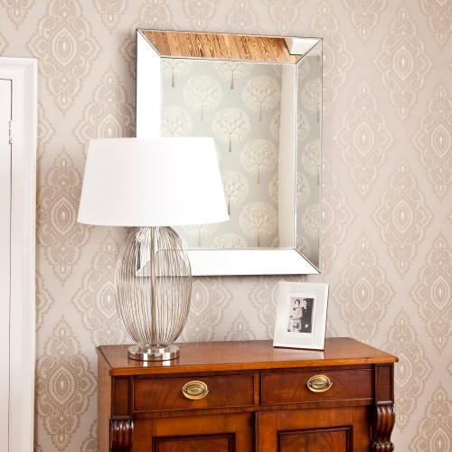 Image of Classic Plain Venetian Mirror