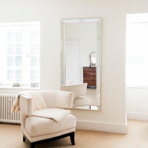 Image of Davina Contemporary Wall Mirror
