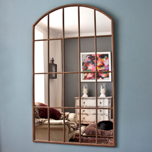 Remarkable Bronze Mirrors Bronze Framed Mirror Free Uk Delivery Home Interior And Landscaping Ologienasavecom