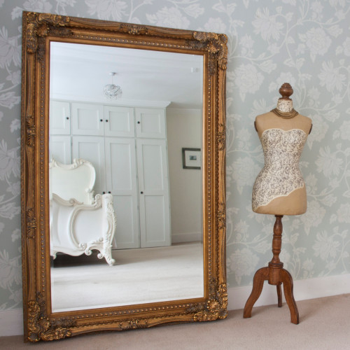 Image of Grand Gold Mirror