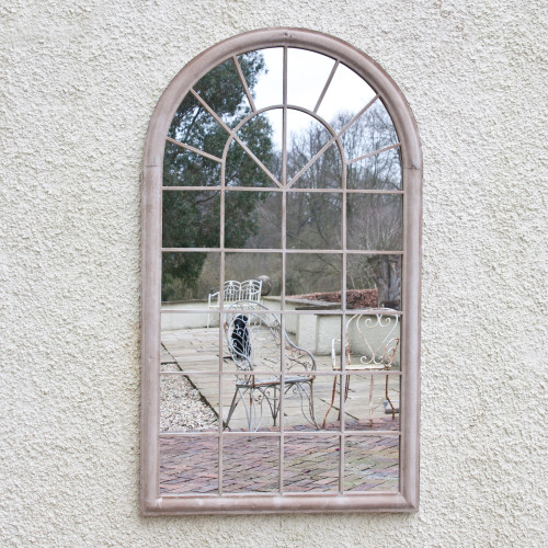 Image of Marigold Garden Mirror