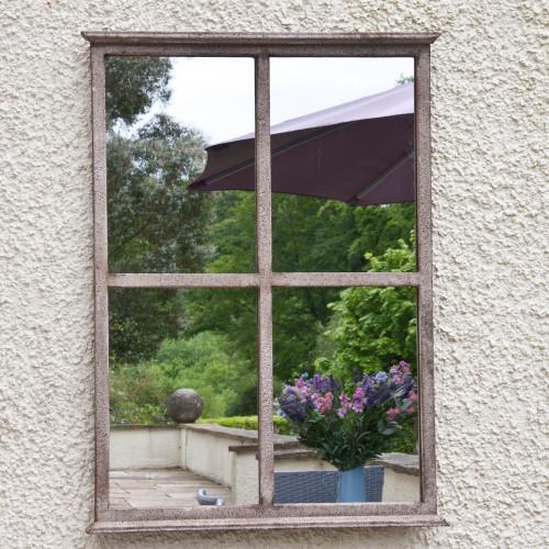 Image of Shamrock Garden Mirror