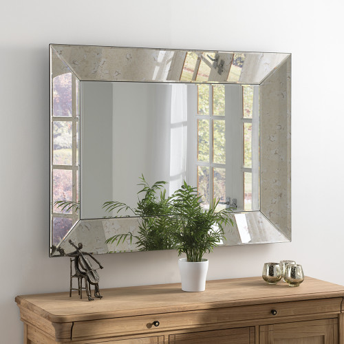 Image of vintage Vienna mirror