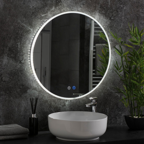 Image of Peyton LED Bathroom Illuminated Mirror