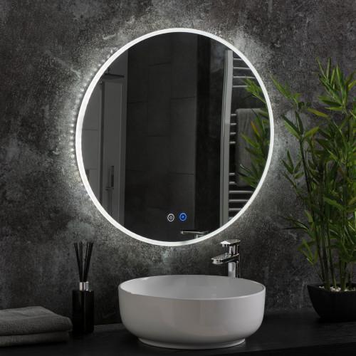 Image of Peyton LED Bathroom Illuminated Mirror