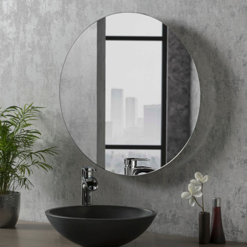 Image of Wolfe Bathroom Mirror