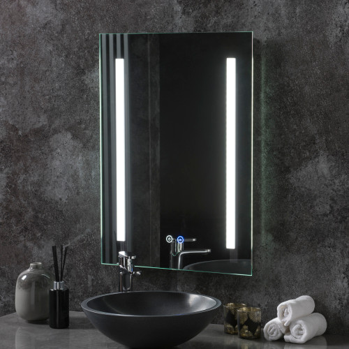 Image of Vance LED Bathroom Illuminated Mirror