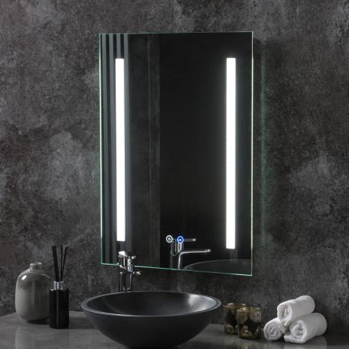 Image of Vance LED Bathroom Illuminated Mirror