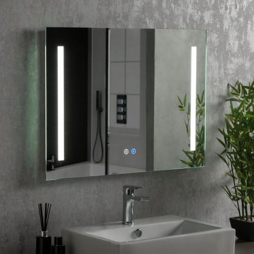 Image of Corlett LED Illuminated Bathroom Mirror