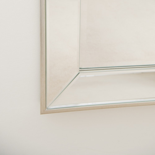 Image of Davina Contemporary rectangular Mirror