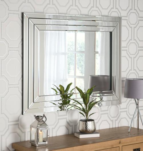 Image of triple edge Mirror