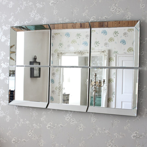 Image of Modular UK Manufactured Mirror Panels