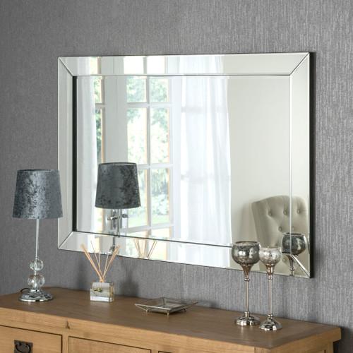 Image of Vienna angled mirror