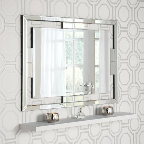 Image of Venetian  bevelled mirror