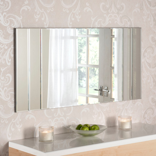 image of Grove contemporary mirror