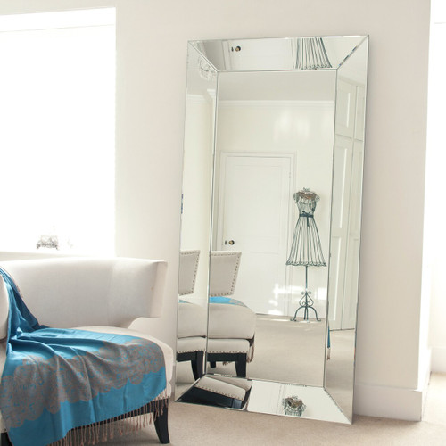 Image of Lucca Contemporary Mirror
