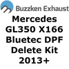 GL350 X166 Bluetec - DPF Delete - 2013+  BuzzKen