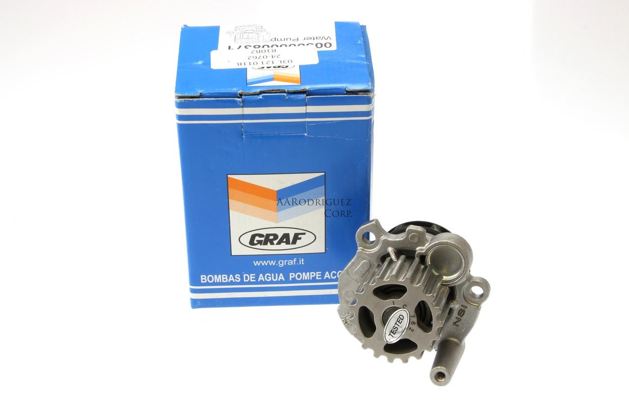 CR TDI Water Pump - Graf - CJAA & CBEA (03L121011B) -1