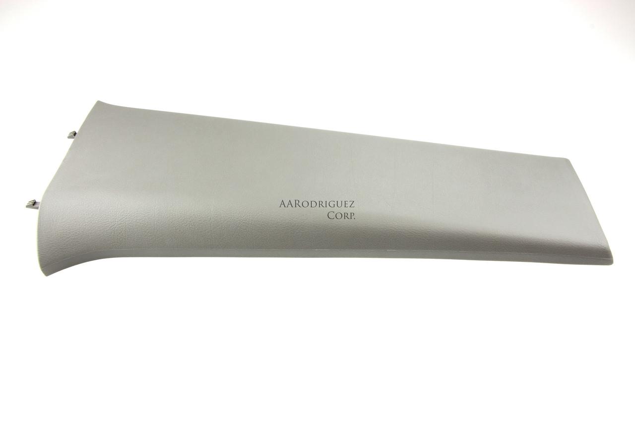 Right Lower B-Pillar Trim - Flannel Grey (1J4867298BU71)