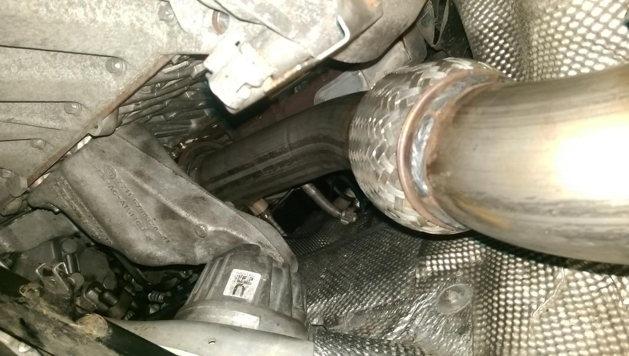 Buzzken - BMW 335D DPF Delete Kit - 3