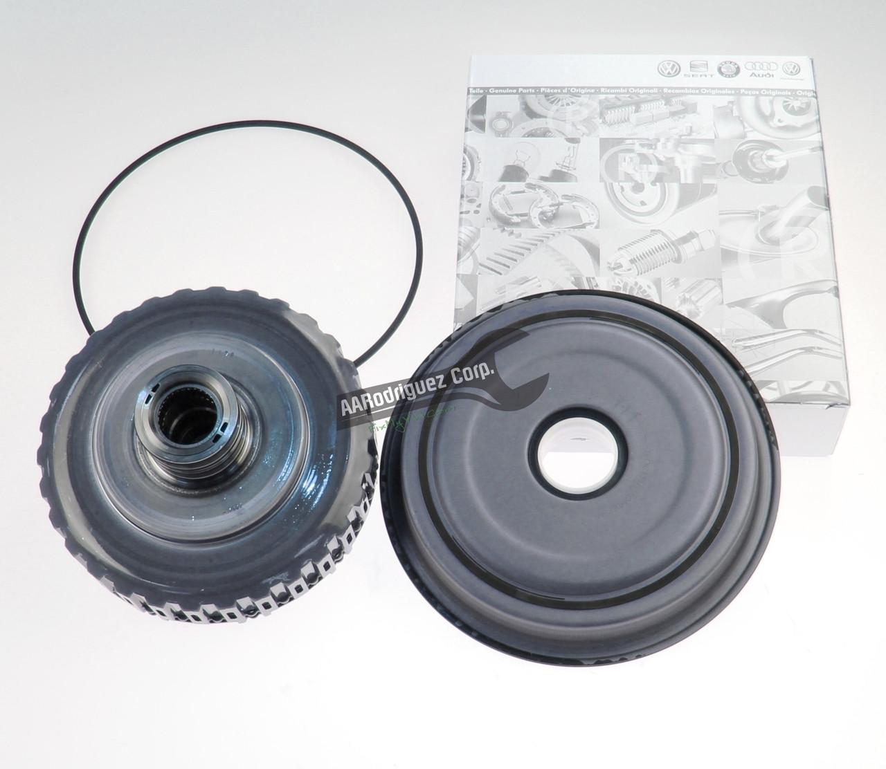 GENUINE VW DSG clutch pack kit 02E 398 029A (AAR1713)