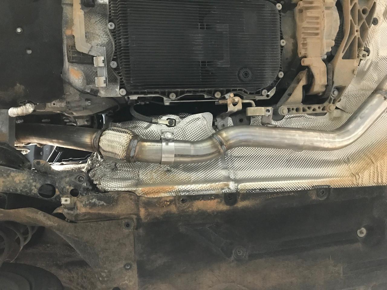 Buzzken - F25 X3 28D DPF/SCR delete (AAR2422)