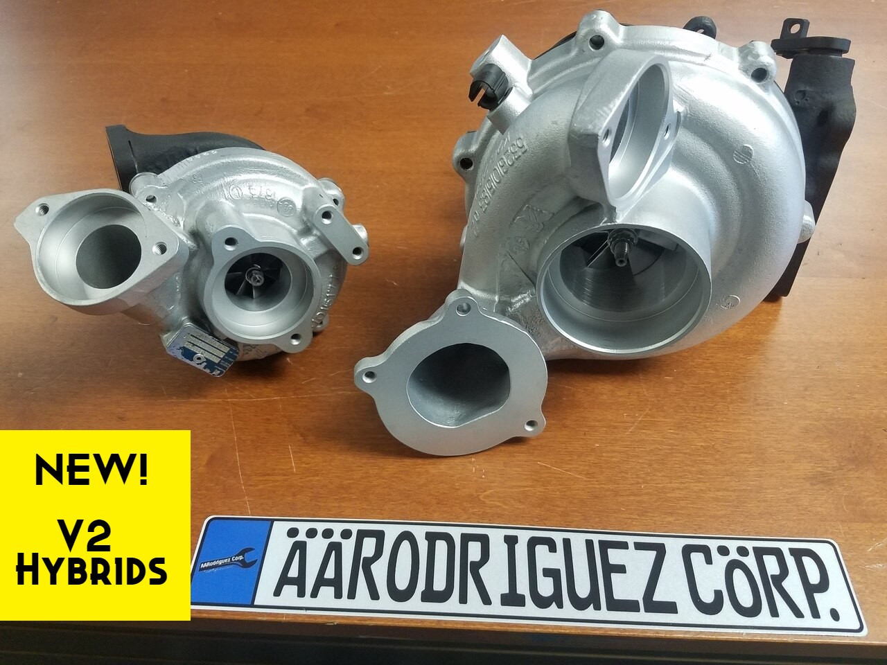 "BMW ""V2 Hybrids"" Turbos by AARodriguez - 445WHP and 700 TQ (BMW-V2-AAR-HBK2)"