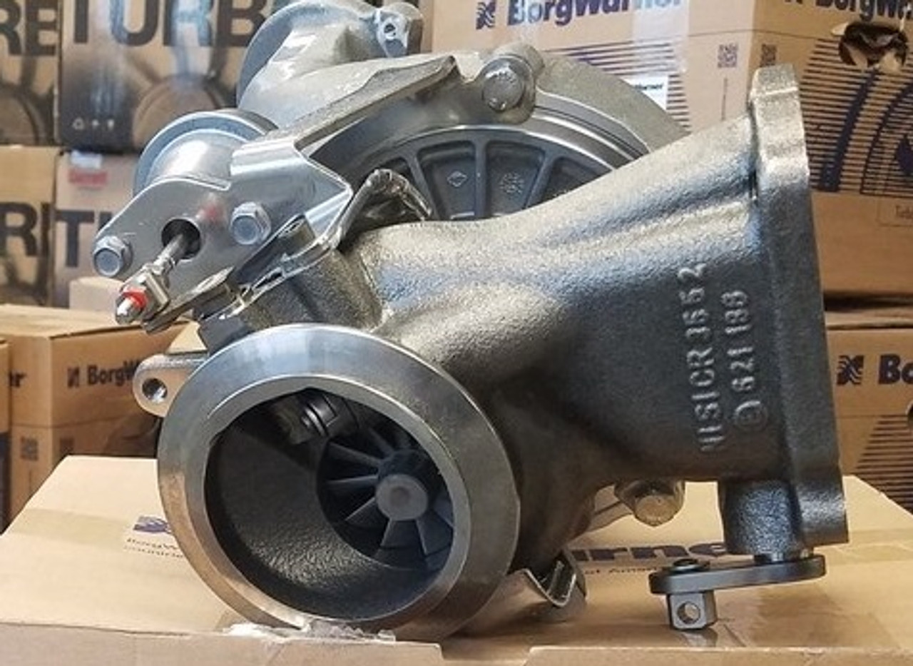 REMAN Low Pressure (Large) Turbo for BMW X5 35D (AAR2474)