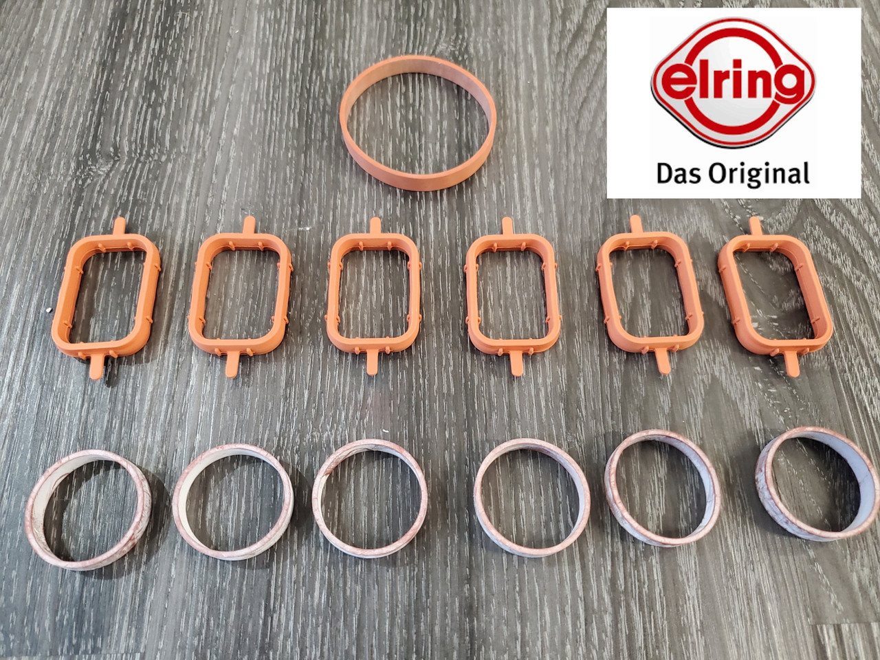 BMW M57 Intake Gasket Kit for 335D and X5 (M57-iak1)