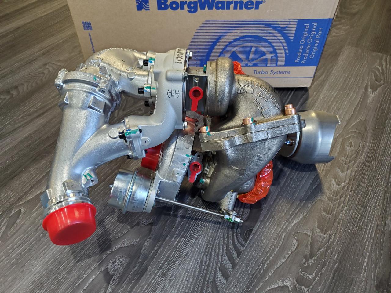 Mercedes Sprinter 2.1L Turbo 6510906380 / 10009880074