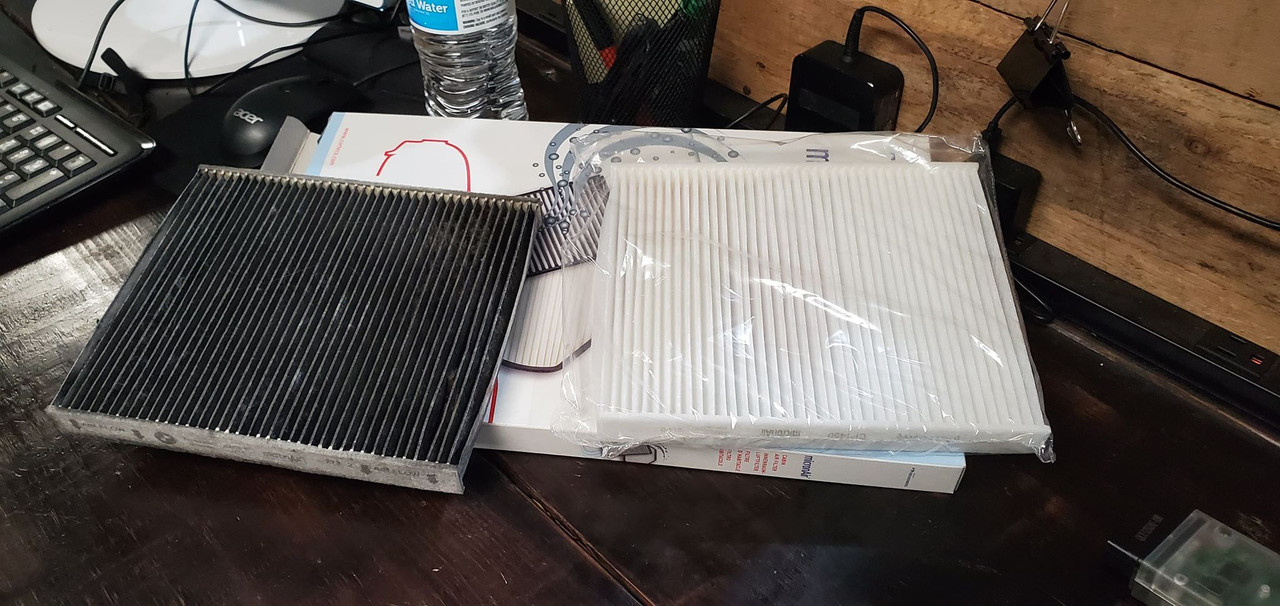 BMW X5 - MicronAir Cabin Air Filter for Recirculated Air