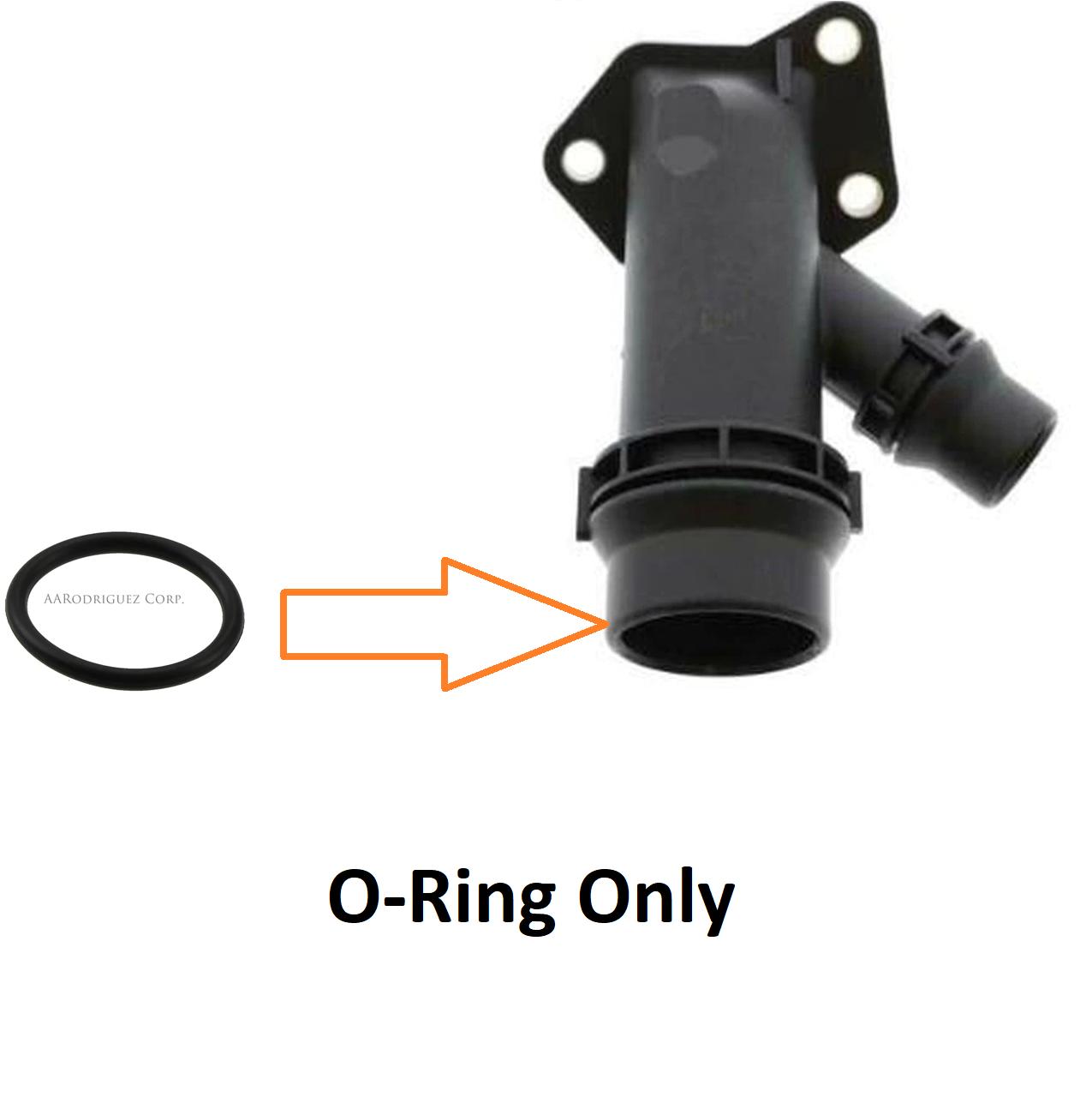 M57 Coolant Hose to Flange O-ring