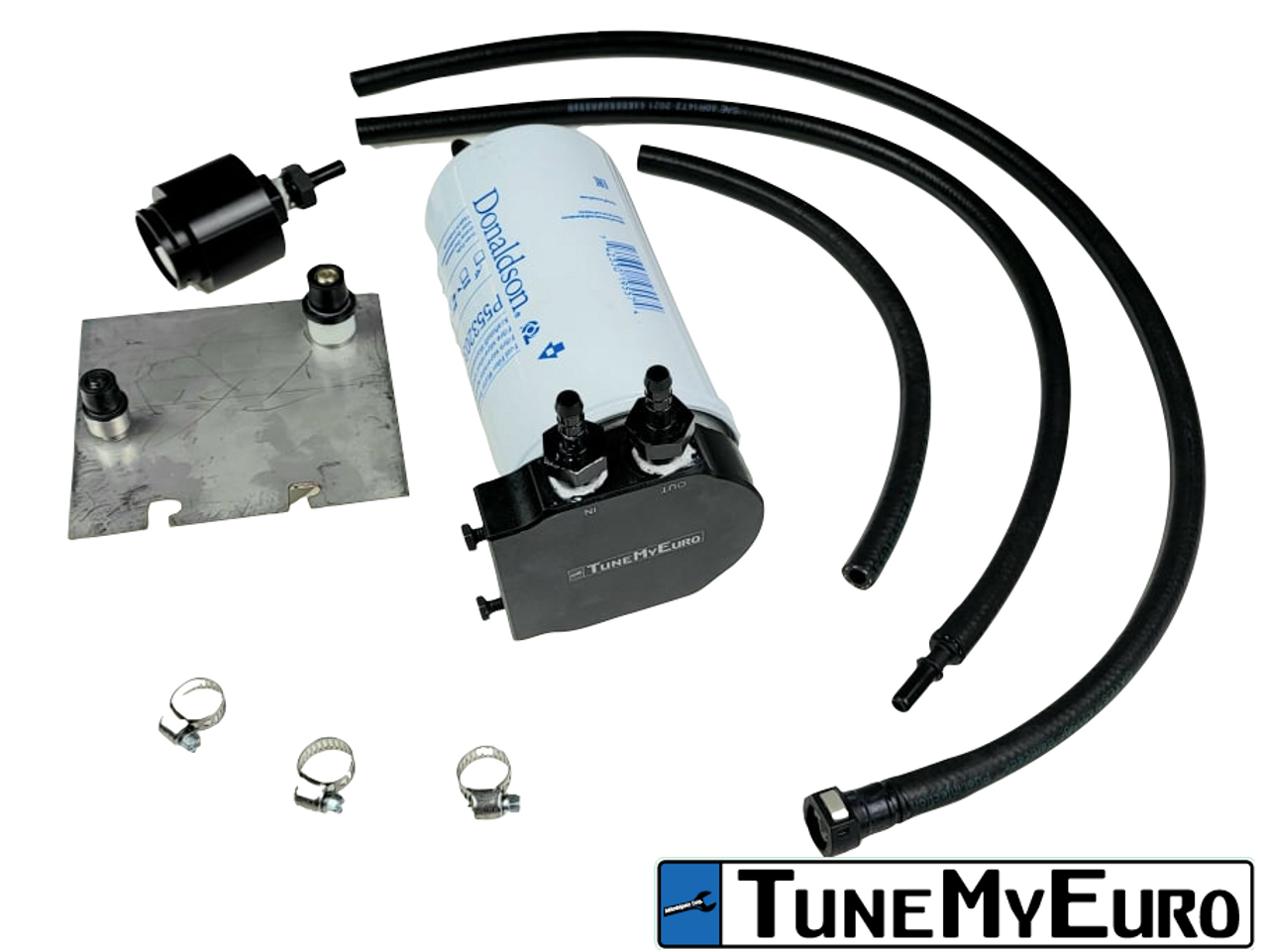 3 micron fuel filter kit for E70 and F15