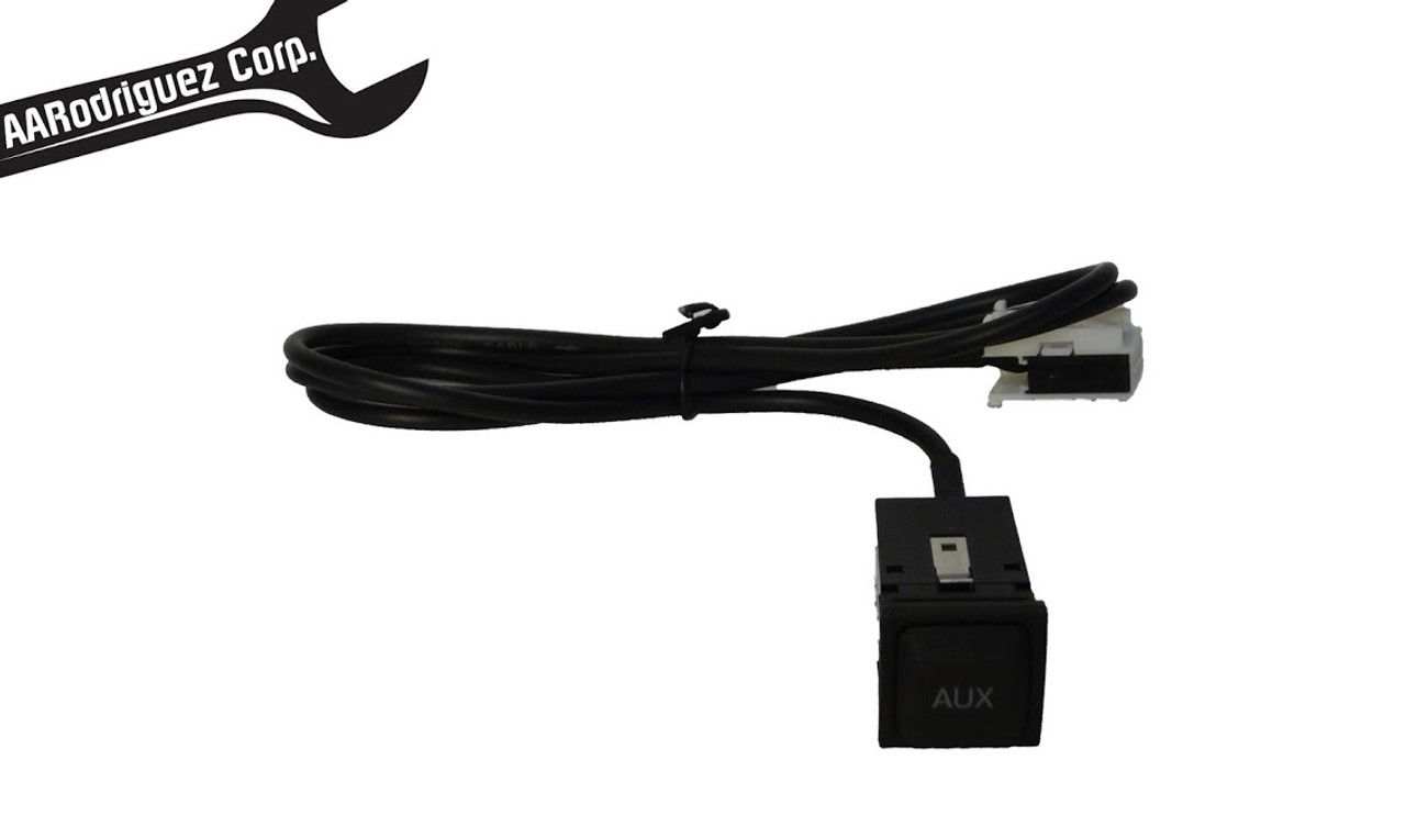 AUX In Audio Switch + Surface Housing + Cable RCD510 (AAR598)