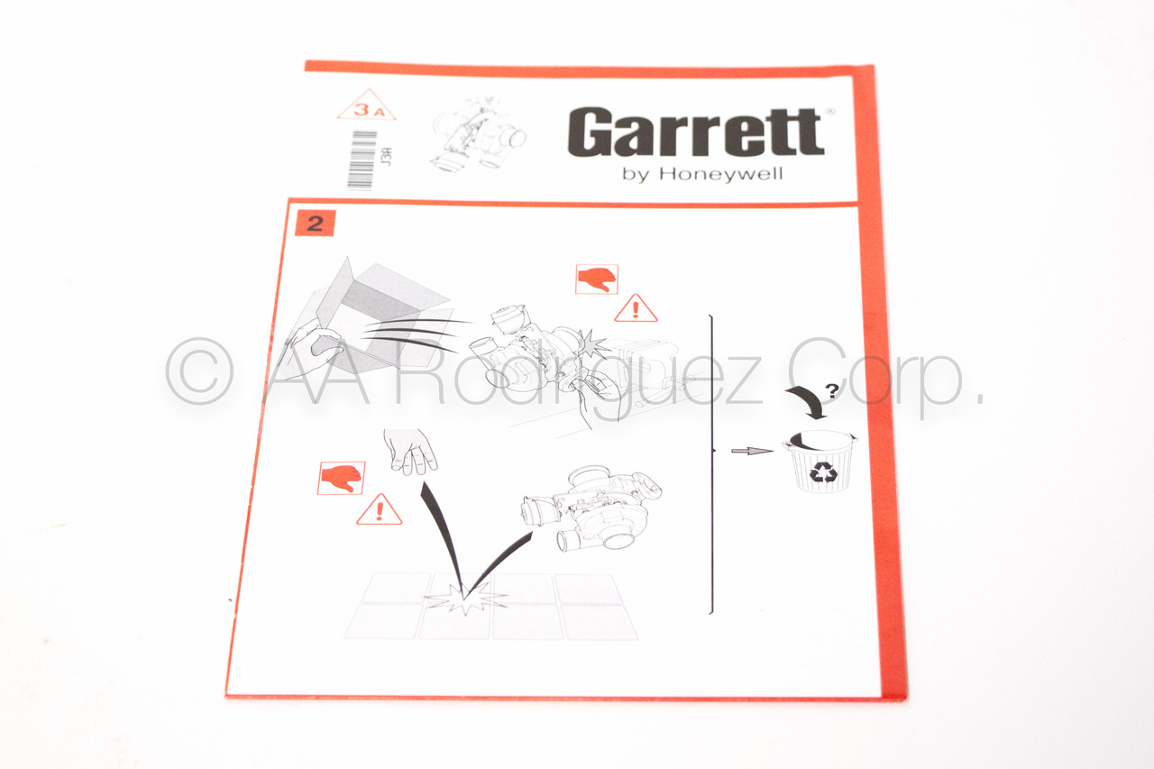 Garrett PD140 Turbo Kit for BRM TDI engines - 765261-5008S (AAR686)