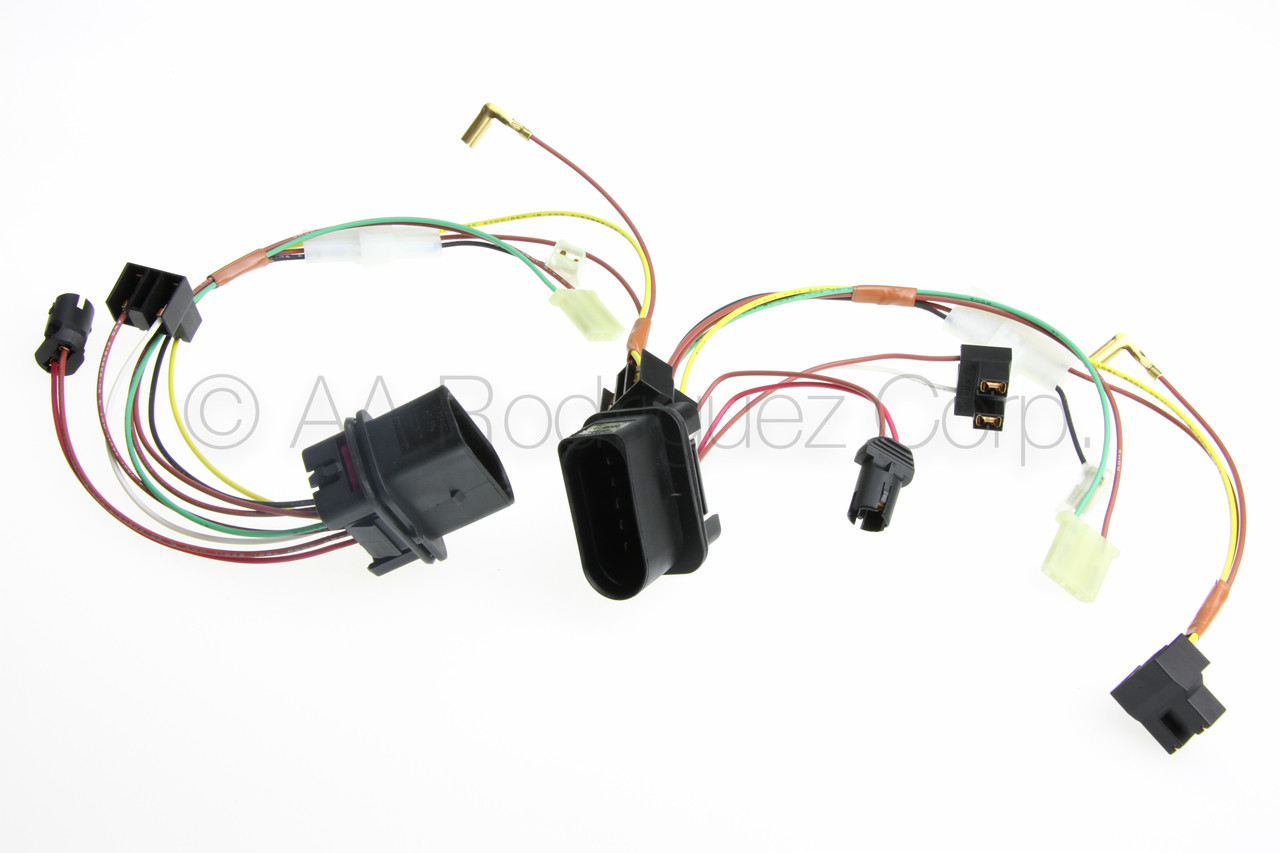 [DIAGRAM_38ZD]  (2) VW Golf Headlight with Fog Lights Wiring Harness | Vw Golf Wire Harness |  | TuneMyEuro