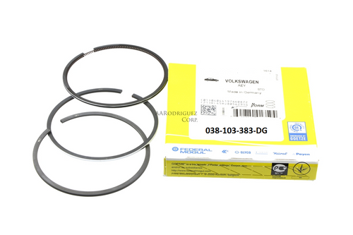 Piston ring set for BEW - For 1 Cylinder