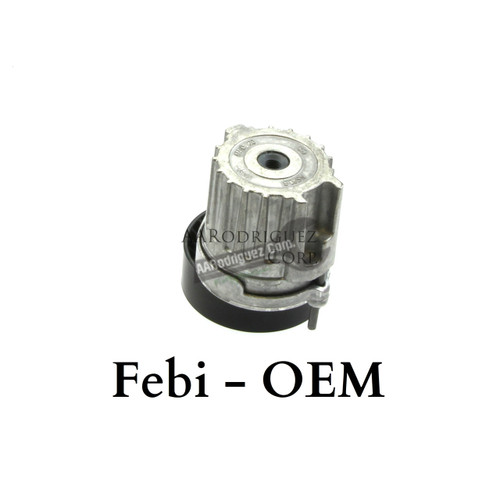 CR TDI Tensioner Assembly - 038903315AM - Febi (038903315AH)