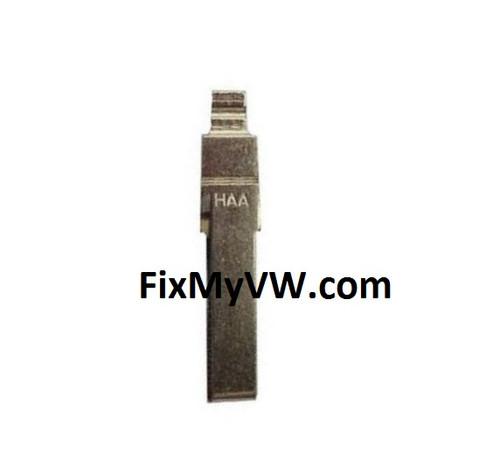 VW Key FOB Blank - HAA (HAA-Blank)