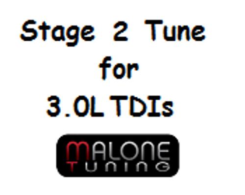 Malone Tuning - Stage 2 Tune 3.0L V6 TDI (Malone-TDI-3.0L-stage2)