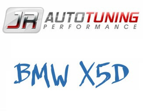BMW X5D DPF and SCR cat delete - 3""