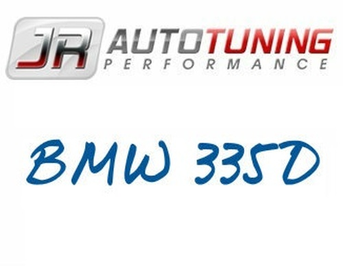 BMW 335D Tuning - JR AutoTuning