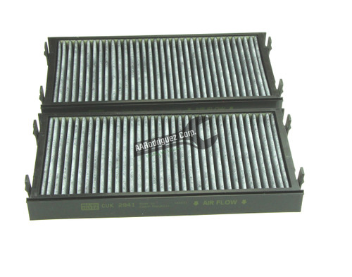 BMW- CABIN FILTER- CARBON 64119248294-2