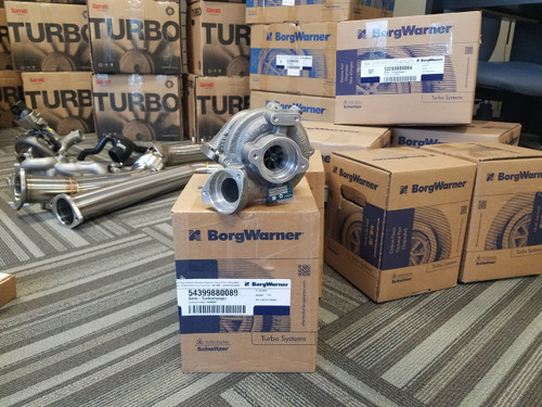 High Pressure (Small) Turbo for BMW 335D & X5D 54399880089