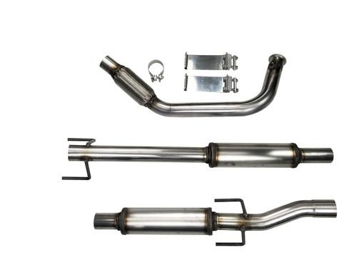 Mercedes Sprinter Van DPF Delete Pipe - 2.1L 4 Cylinder - 2014-2018 - BuzzKen (AAR2265)