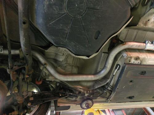 Buzzken - 2012-2014 Passat TDI Catback Exhaust (AAR2375)