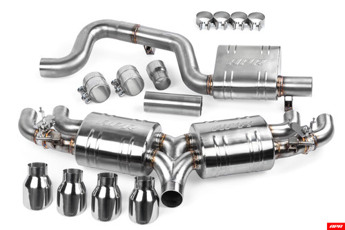 APR MK7 Golf R & S3 Sedan Catback Exhaust System (CBK0002)