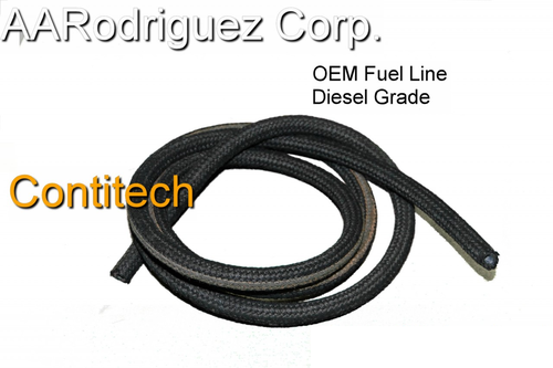 Diesel Rated Fuel Hose - 3mm for all VW & Audi TDI