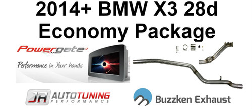 BMW X3 28d Economy Package