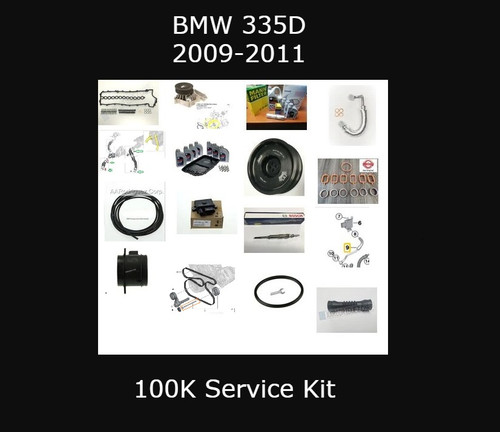 100K Restoration Kit for BMW 335D (EDRC)